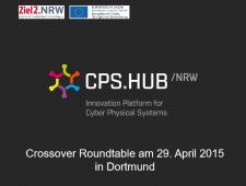 CPS.HUB NRW, Fachgruppe Cloud Computing