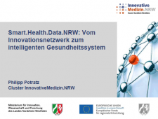 CPS.HUB NRW, Fachgruppe Smart Data & Data Analytics, Smart.Health.Data.NRW
