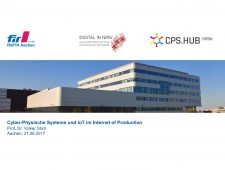 CPS.HUB NRW, CPS in der Produktionspraxis, Workshop