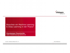 Infoteam, Theocharidis, Deep Learning Präsentation