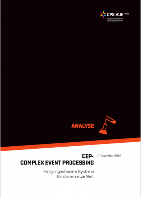 CEP – Complex Event Processing